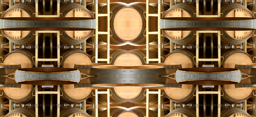 Napa Valley Wine Barrels