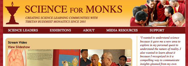 Science For Monks