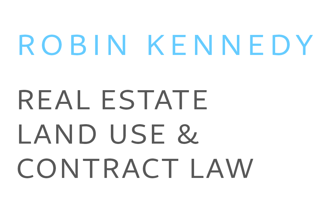 Robin Kennedy Real Estate Law